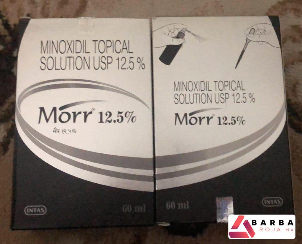minoxidil 12