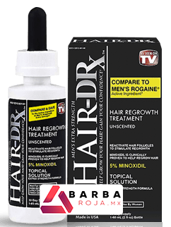 minoxidil hair drx 1 mes
