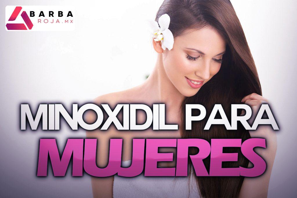 minoxidil mujeres