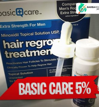 Comprar Minoxidil Basic Care 5%