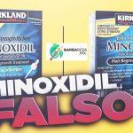 Minoxidil falso
